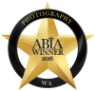 abia wedding photographer winner perth 2016