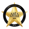 abia wedding photographer winner perth 2018