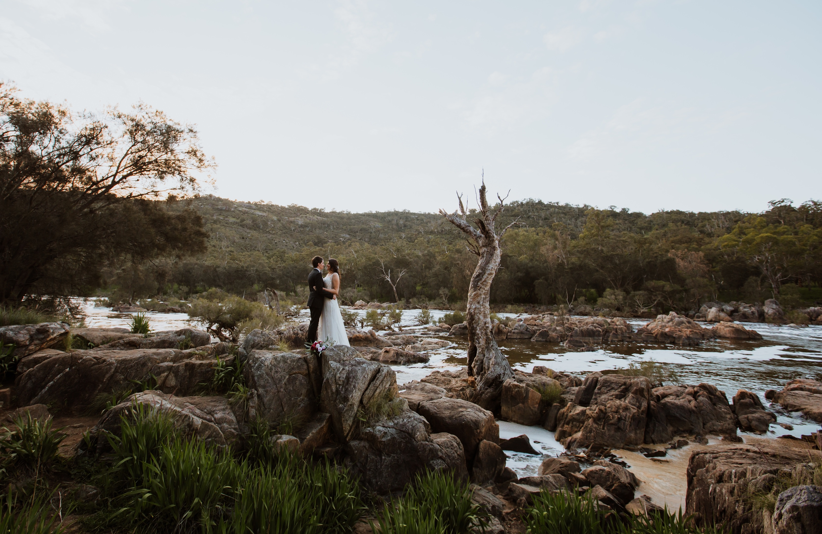 wedding phtographer perth swan valley caversham house